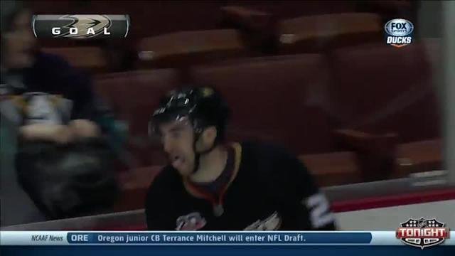 Edmonton Oilers at Anaheim Ducks - 01/03/2014