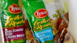 Tyson Foods recalls chicken nuggets sold at Costco stores