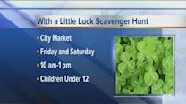 Katy's Picks for Kids: St. Patrick's Day Scavenger Hunt
