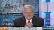 ECB has policy to deliver before QE: Trichet