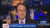 Storch taking CEO seat at Hudson Bay