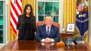 Alice Marie Johnson Granted Clemency By Trump After Kim Kardashian Push