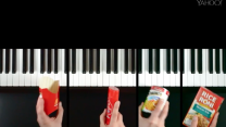 Musician creates 25-product jingle mashup