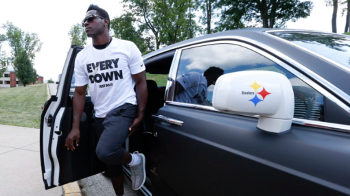 Wide Receiver Shuffle Up: The unstoppable Antonio Brown
