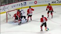 Steen sets up Oshie in front