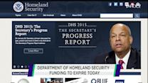 Homeland Security funding in limbo: impact of political gridlock
