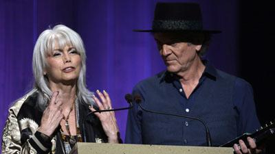 Crowell, Harris Win Big at Americana Awards