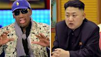 Kim Jong-un and Rodman: Indiscernible vs. Inexplicable