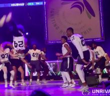 Penn State football players crushed it on the dance floor during THON 2017