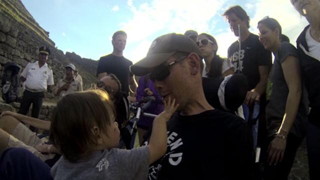 Former NFL Star Battling ALS Creates Video Journal for Son
