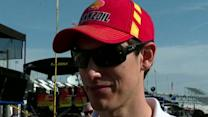 Joey Logano ready to race at Daytona 500