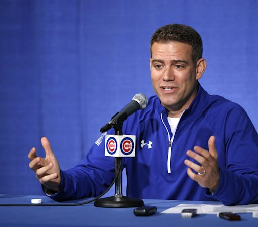 The perfect marriage in sports is Theo Epstein and the Cubs