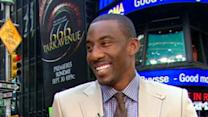 Amar'e Stoudemire Inspires Kids to Read