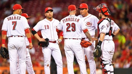 The Reds bullpen is about to set some terrible records