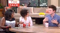 The Talk - Chris Colfer on 'Glee' Ending & New Book