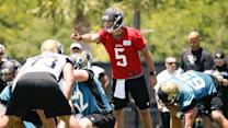 Should Blake Bortles play as a rookie?