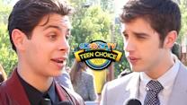 """The Fosters"" Cast Teen Choice Awards 2013 Interview"