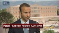 Greece financial crisis 'tip of the iceberg': IGroup foun...