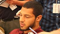 Logan Thomas At ACC Kickoff