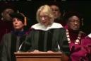 Betsy DeVos gave a commencement speech at a historically black university and it went exactly how you'd expect