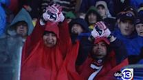 Texans fans travel to Soldier Field