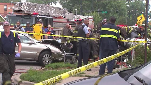 1 dead, several injured in car crash during funeral procession