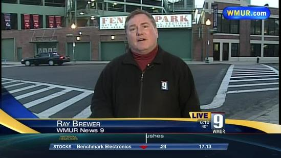 Red Sox introduce improvements to Fenway Park