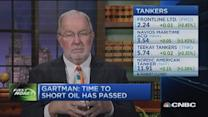 Gartman: Iranian crude coming, Saudis unhappy