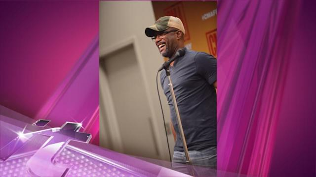 Entertainment News Pop: Darius Rucker Talks Father's Day