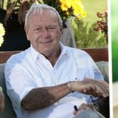 Here's How Arnold Palmer Came Up With His Iconic Beverage