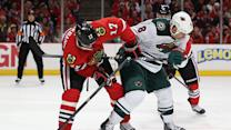 Will the Blackhawks break Wild home streak?