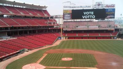 'Vote Votto' Push In Final Hours
