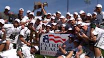 Loyola Claims 2014 Patriot League Men's Lacrosse Title