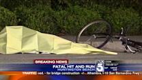 Cyclist Killed in Huntington Beach Hit-and-Run