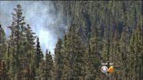 Small Plane Crashes On Loveland Pass, 2 Dead