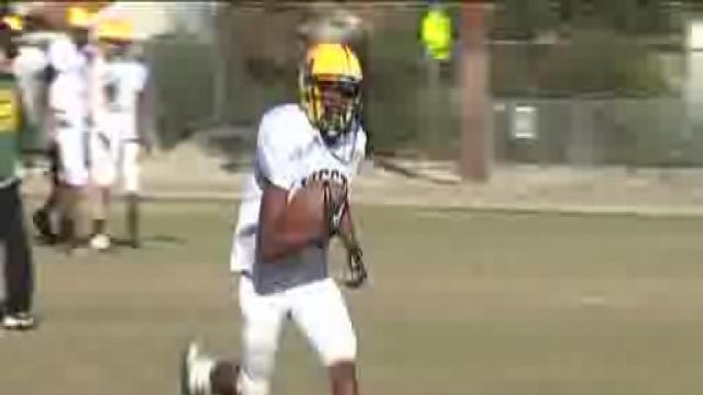 West High Football Team Looking For Another Upset