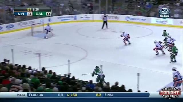 NY Islanders Islanders at Dallas Stars - 01/12/2014