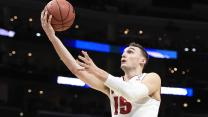 Sam Dekker lifts Wisconsin back into Elite Eight