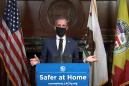AP Interview: LA mayor could curb travel if virus cases soar