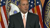 Sealed With Kiss: Boehner Deflects DHS Questions