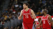 Sources: Houston matches Nets' offer sheet for Donatas Motiejunas