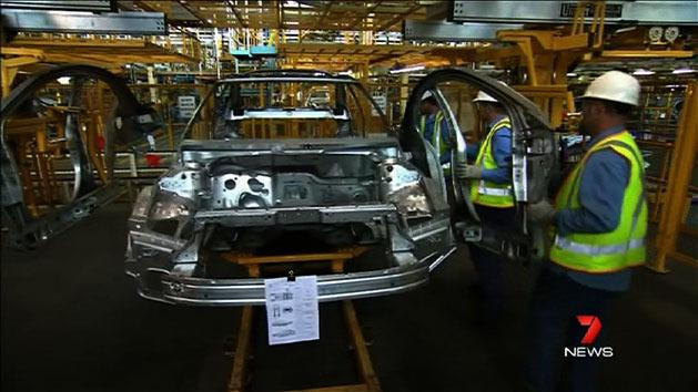 Holden workers face big pay cuts