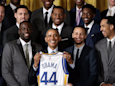 WARRIORS RESPOND TO TRUMP: 'There is nothing more American than our citizens having the right to express themselves freely'