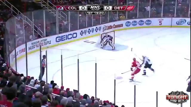 Colorado Avalanche at Detroit Red Wings - 03/06/2014