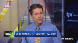 Real winner of Verizon, Yahoo deal