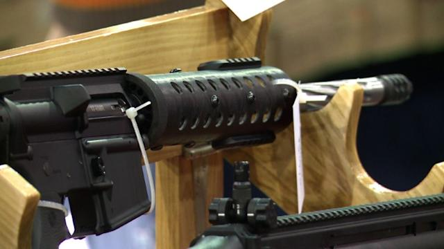 US gun sales soar as owners fear new regulations