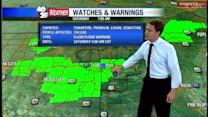 Darby's Web Weather, June 1st