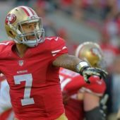 49ers QB Colin Kaepernick Refuses to Stand For National Anthem To Protest Racial Injustice