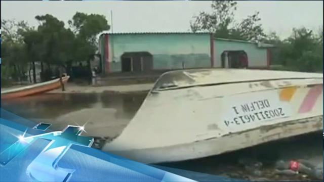 Breaking News Headlines: Tropical Depression Heading Toward Southern Mexico