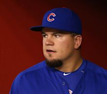 Kyle Schwarber will DH for Cubs in Game 1 of the World Series